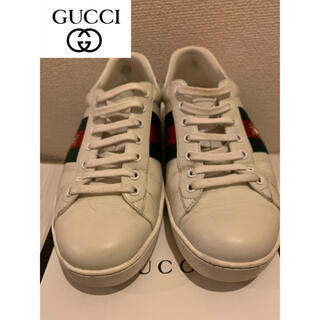 グッチ(Gucci)のGUCCI メンズスニーカー(スニーカー)