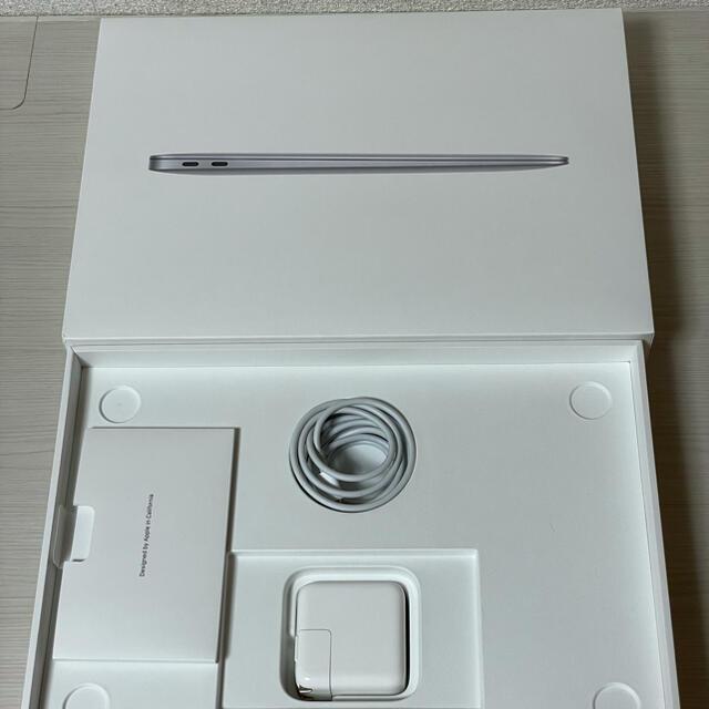 """Apple(アップル)のMacbook Air 13"""" 2020 Core i5, 512GB スマホ/家電/カメラのPC/タブレット(ノートPC)の商品写真"""