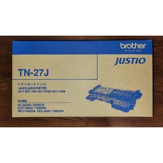 ブラザー(brother)のbrother TN-27J 新品未使用(OA機器)