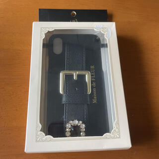 Maison de FLEUR - Maison de FLEUR メゾンドフルール iPhone XS X ケース