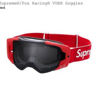 シュプリーム(Supreme)のSupreme 18SS fox racing vue goggles (モトクロス用品)