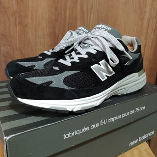New Balance - New Balance 993 BK 27.5cm ニューバランス ①