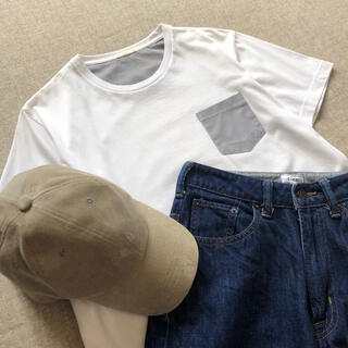 GU - 【 GU 】半袖Tシャツ  M  メンズ  レディース  ユニセックス