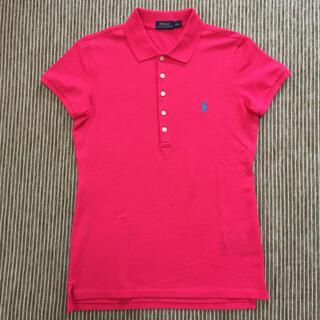 ポロラルフローレン(POLO RALPH LAUREN)のPolo Ralph Lauren ポロラルフローレン ポロシャツ ピンク M(ポロシャツ)