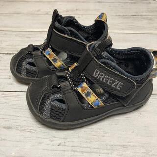 BREEZE - BREEZE✖️IFME コラボキッズスニーカー13.5cm