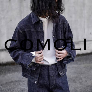 COMOLI - COMOLI デニムジャケット  サイズ4