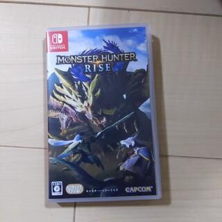 Nintendo Switch - モンスターハンターライズ Switch スイッチ モンハン