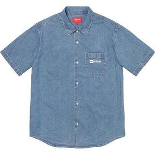 シュプリーム(Supreme)のSupreme Invert Denim S/S Shirt(シャツ)