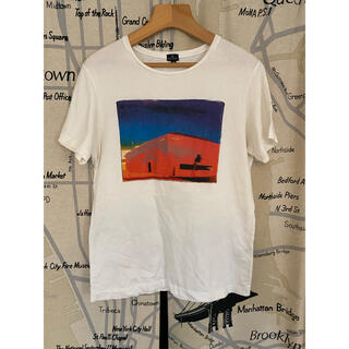 Paul Smith - ポールスミス LA ロサンゼルス イラスト Tシャツ