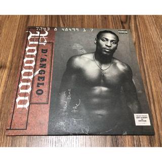 D'Angelo  LPレコード Voodoo