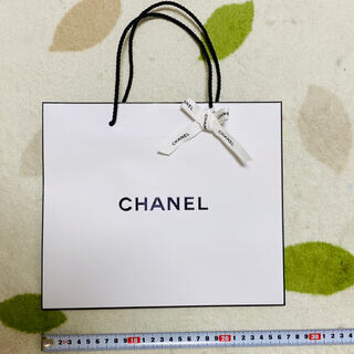 CHANEL - CHANEL 紙袋(ショッパー) リボン付き