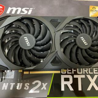 MSI GeForce RTX 3070  ventus 無印 中古