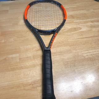 ウィルソン(wilson)のウィルソン Wilson BURN 95 CV 硬式テニスラケット 美品(ラケット)