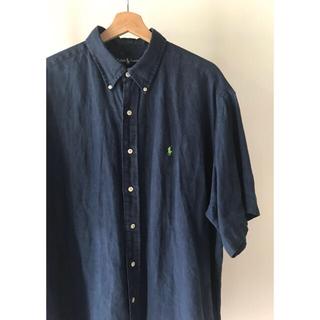 ラルフローレン(Ralph Lauren)のRalph Lauren ラルフローレン LINEN S/S Shirt(シャツ)