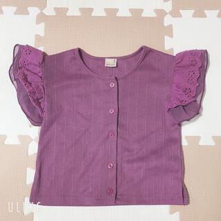 プティマイン(petit main)のプティマイン トップス 110cm 美品(Tシャツ/カットソー)