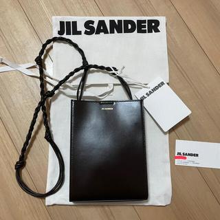 ジルサンダー(Jil Sander)のジルサンダー タングル ダークブラウン(ショルダーバッグ)
