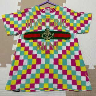ヒステリックミニ(HYSTERIC MINI)のビックTee(Tシャツ/カットソー)