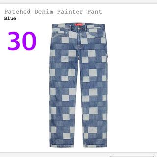 シュプリーム(Supreme)の21SS Supreme Patched Denim Painter Pants(デニム/ジーンズ)