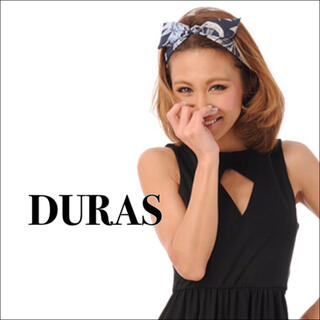 DURAS 新品 ヘッドアクセサリー ヘアバンド*リゼクシー リエンダ