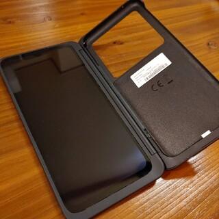 LG Electronics - LG G8X ThinQ デュアルスクリーン ダブルスクリーン