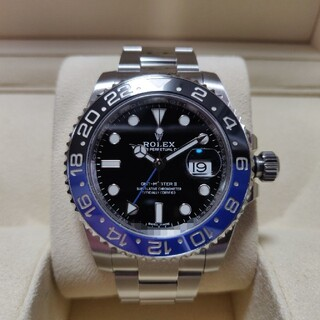 ROLEX - 116710blnr GMTマスター2 rolex