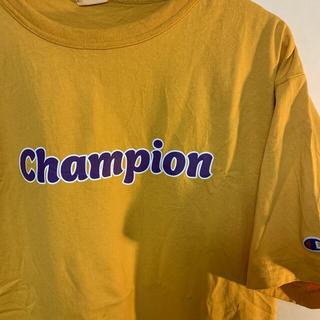 Champion - champion カレッジ Tシャツ