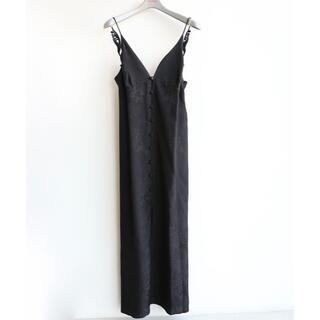 mame - Mame Wild Flower Jacquard Camisole Dress