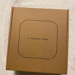 ブラザー(brother)のPーTOUCH CUBE PTーP300BT(テープ/マスキングテープ)