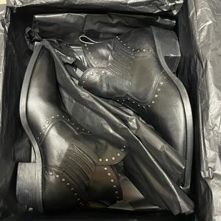 Saint Laurent - Saint Laurent Paris Boots
