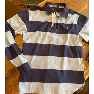 ポロラルフローレン(POLO RALPH LAUREN)の未使用 ポロ ラルフローレン  ラガーシャツ 160(Tシャツ/カットソー)