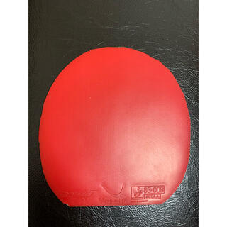 Yasaka - 卓球 ラバー ヤサカ RAKZA ラクザ7 ソフト 赤 特厚