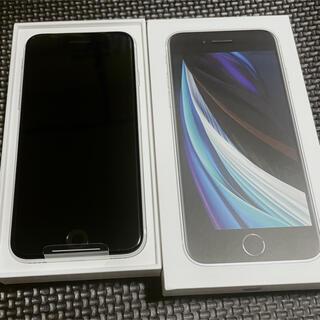 Apple - iphoneSE2 64GB SIMロック解除済み