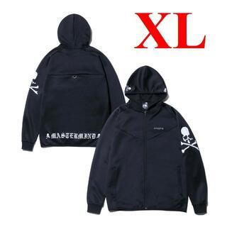 マスターマインドジャパン(mastermind JAPAN)のサイズ XL NEW ERA MASTERMIND WARM UP JACKET(パーカー)