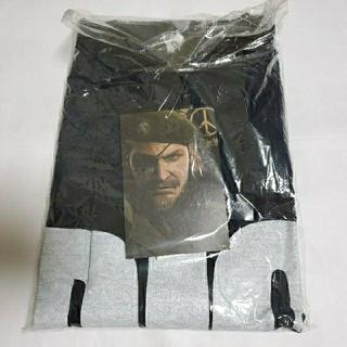 ユニクロ(UNIQLO)のメタルギア ソリッド ピースウォーカー グラフィックT 半袖 XXL(Tシャツ/カットソー(半袖/袖なし))