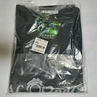 ユニクロ(UNIQLO)の攻殻機動隊 グラフィックT 半袖 XL 黒 UT(Tシャツ/カットソー(半袖/袖なし))