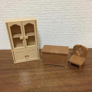 BANDAI - 激レア メイプルタウン物語 本棚 机