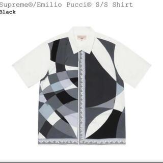 シュプリーム(Supreme)のsupreme emilio pucci s/s shirt smallサイズ(シャツ)