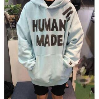 human made ヒューマンメイド ヒューマンメード パーカー M