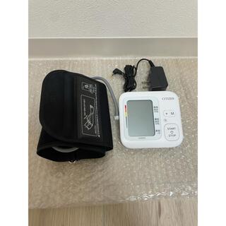 CITIZEN - CITIZEN シチズン 上腕式血圧計 CHUG370