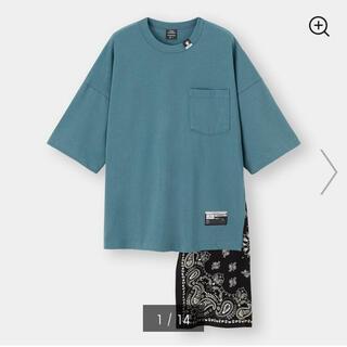 ジーユー(GU)のGU ミハラヤスヒロ フハクコンビネーションT(Tシャツ/カットソー(半袖/袖なし))