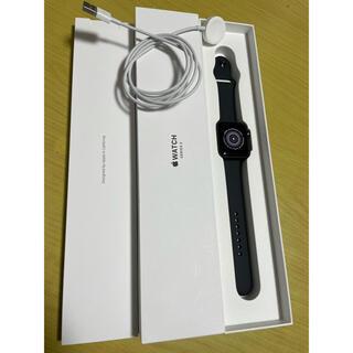Apple Watch - Apple Watch series3 42㎜