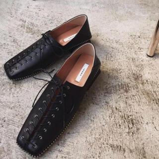 アメリヴィンテージ(Ameri VINTAGE)のAmeri Vintage レースアップローファー L(ローファー/革靴)