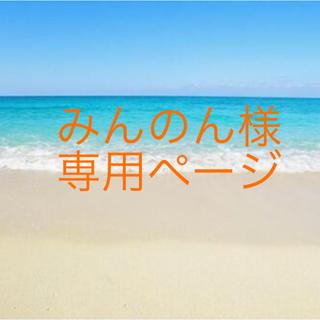 みんのん様 専用ページ(その他)