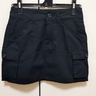 ジーユー(GU)のGu gu ブラックのスカート(ウエア)