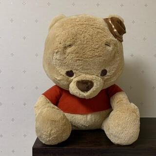 クマノプーサン(くまのプーさん)の新品未使用 ディズニー クリストファーロビン クマのプーさん(キャラクターグッズ)