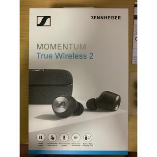 SENNHEISER - ゼンハイザー ワイヤレスイヤホンMOMENTUM True Wireless 2