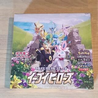 ポケモン(ポケモン)のイーブイヒーローズ BOX 1箱(Box/デッキ/パック)