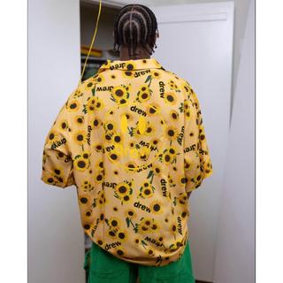 drew house  rayon shirt
