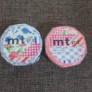 エムティー(mt)のmt マスキングテープ Flower 2本セット(テープ/マスキングテープ)
