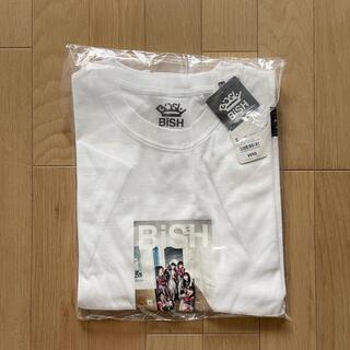 ジーユー(GU)のGU × BiSH コラボTシャツ (新品)(Tシャツ/カットソー(半袖/袖なし))